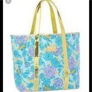 Lilly Pulitzer Tote & Makeup Bag
